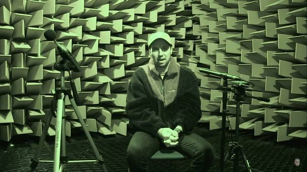 What Happened To YouTuber Who Spent Longest Time In Quietest Room In The World