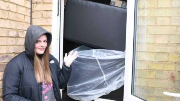 Student Arrives At £170 A Week Room To Find It's Being Used As Storage Cupboard