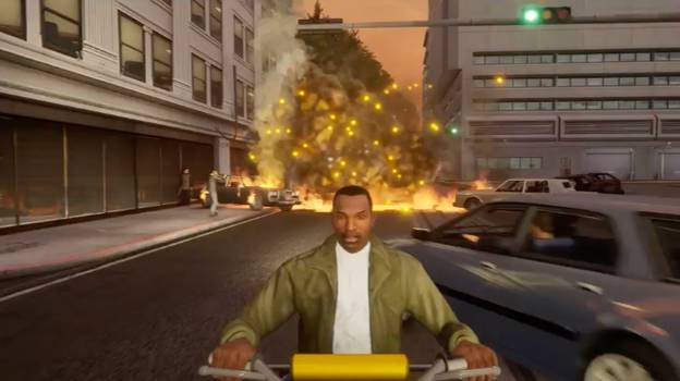 The Grand Theft Auto Remake Trailer Has Dropped