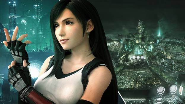 'Final Fantasy VII Remake' Backgrounds Looked Bad, Now We Know Why