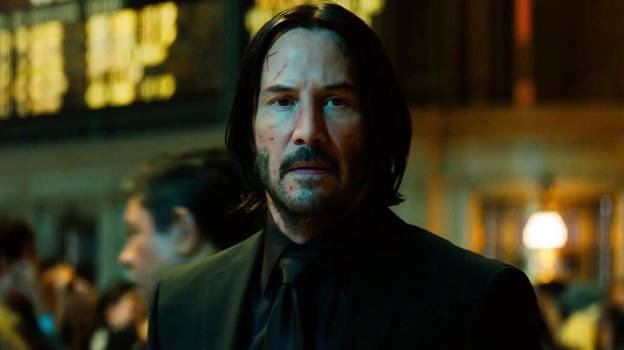 Netflix Is Turning Keanu Reeves' Graphic Comic Book Into An R-Rated Live-Action Movie