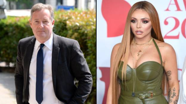 Piers Morgan Demands Apology From Little Mix's Jesy Nelson After 'T**t' Insult