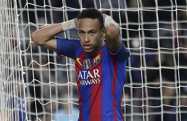 Spanish Court Calls For Two-Year Jail Sentence For Neymar
