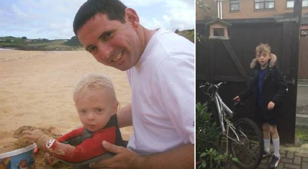 Thieves Return Little Lad's Bike On Anniversary Of His Dad's Death