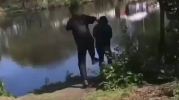 Teen Who Kicked OAP Into River Says 'Everyone Makes Mistakes'