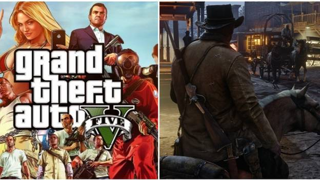 It's Official: GTA V and Red Dead Redemption 2 Tie-In Mission Announced