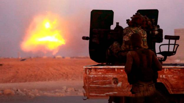 ISIS Bomb Maker Killed By His Own Explosives In Central Iraq