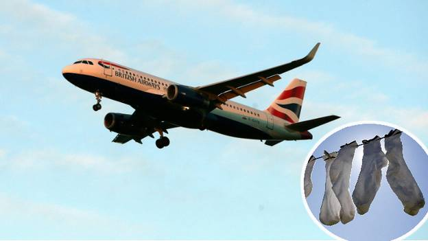 British Airways Pilot Overcome By Fumes Which Smelled Of 'Sweaty Socks'