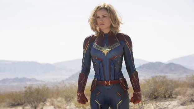 Avengers: Endgame Fans Are Shocked By Captain Marvel's New Look