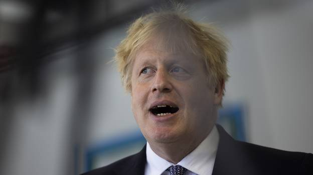 Boris Johnson's Personal Phone Number Has Been Available For 15 Years