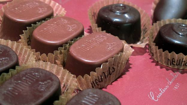 This Factory Near Brussels Lets You Gorge On All-You-Can-Eat Chocolate Samples