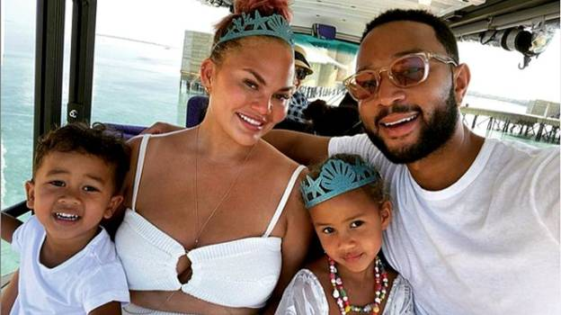 How Many Children Does Chrissy Teigen Have?