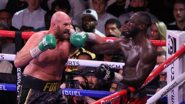 Deontay Wilder Speaks Out After Post-Fight Conversation With Tyson Fury Emerges
