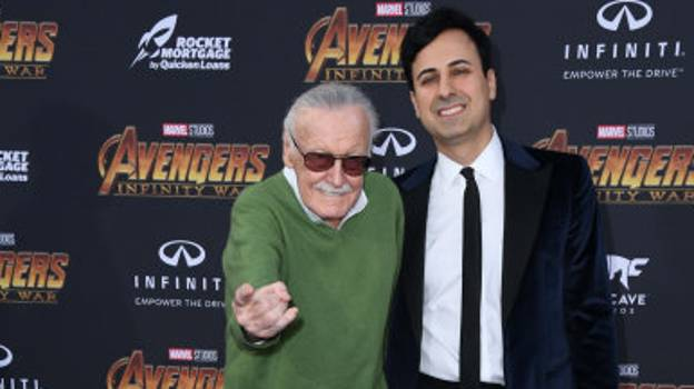 Stan Lee's Ex-Manager Charged With Abuse Against The Marvel Comics Co-Creator