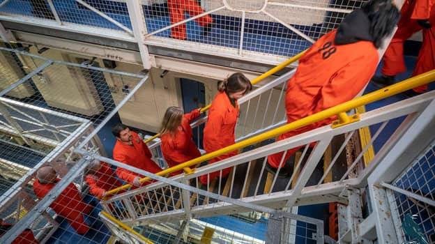 Shrewsbury Prison Is Hosting World's Largest Escape Game