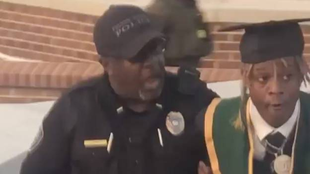 Rapper Metro Marrs Detained For 'Throwing $10k Into Crowd' During Graduation