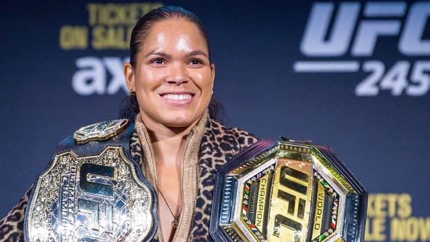 UFC Star Amanda Nunes Wants To Fight Kim Kardashian Following Paul Vs Mayweather Success