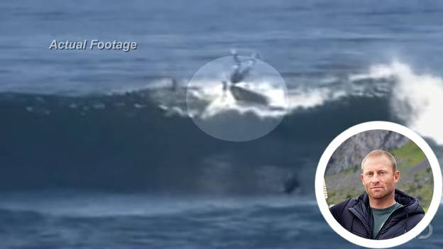 Shannon Ainslie Was Attacked By Two Great White Sharks At Once And Lived To Tell The Tale