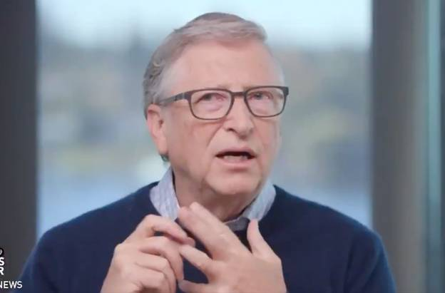 Bill Gates Gets 'Flustered' When Asked About Relationship With Jeffrey Epstein In Interview