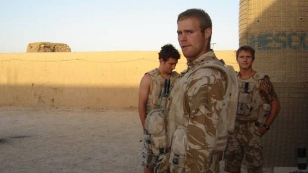 Royal Marine Details Moment He Stepped On An IED In Afghanistan