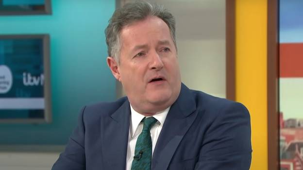 Good Morning Britain Staff Complained About Piers Morgan's Meghan Markle Comments