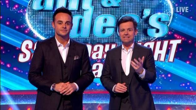 Ant And Dec Will Host Saturday Night Takeaway Separately From Their Homes