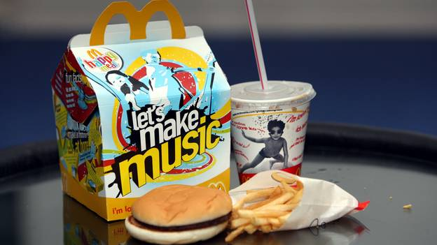 McDonald's To Remove Plastic Toys From Happy Meals To Help Environment