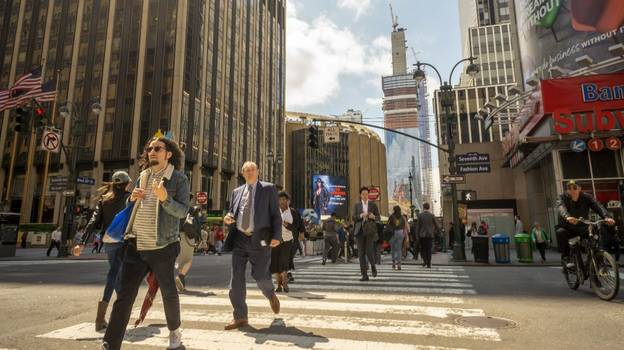 New Yorkers Urged To Stay Indoors On The Hottest Day Since 1929