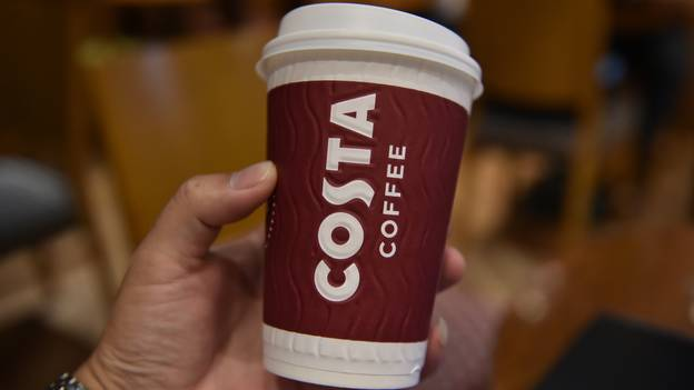 Costa Coffee Offering 50p Drinks To Celebrate 50th Anniversary