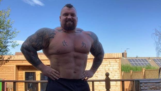 Eddie Hall's Body Transformation After Doing 100 Sit-Ups For 30 Days Is Truly Incredible