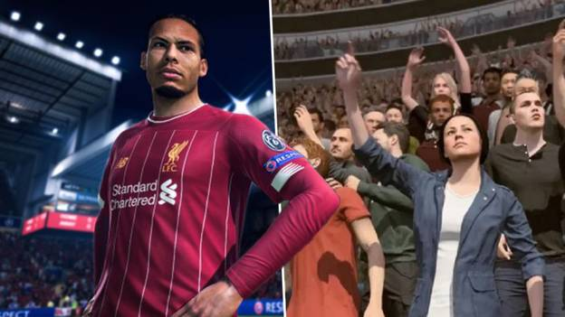 ​Crowd Noises For Premier League Will Be Provided By EA Sports