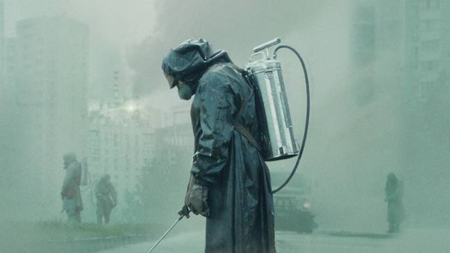 HBO's 'Chernobyl' is based on the real-life disaster. Credit: HBO
