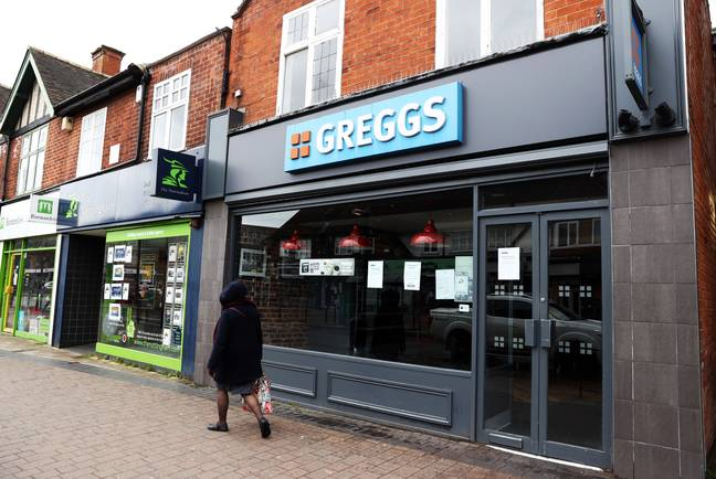 Greggs has closed its stores since 23 March. Credit: PA