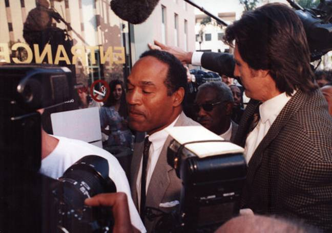 A new film will cast a light over the O.J. Simpson trial. Credit: PA
