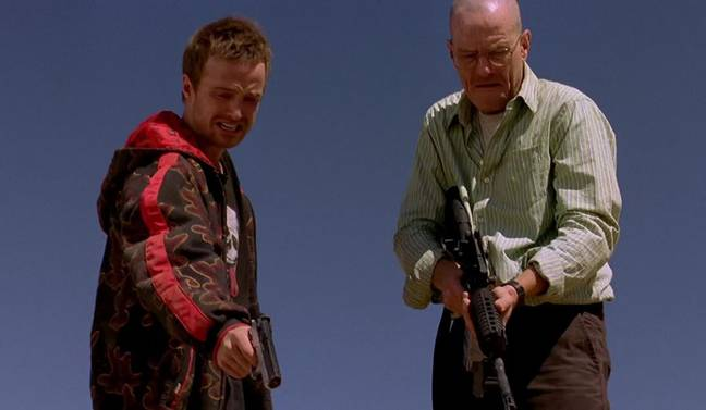 Breaking Bad has been voted the best show of the 21st century. Credit: AMC