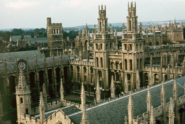The University of Oxford has voted to introduced BSL clapping at student council events. Credit: PA