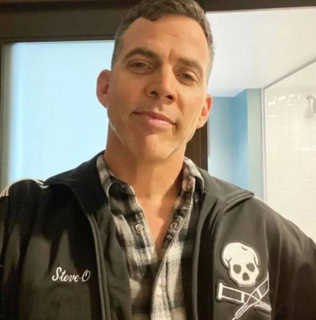 Knoxville and Steve-O were both injured on the second day of shooting Jackass 4. Credit: Instagram