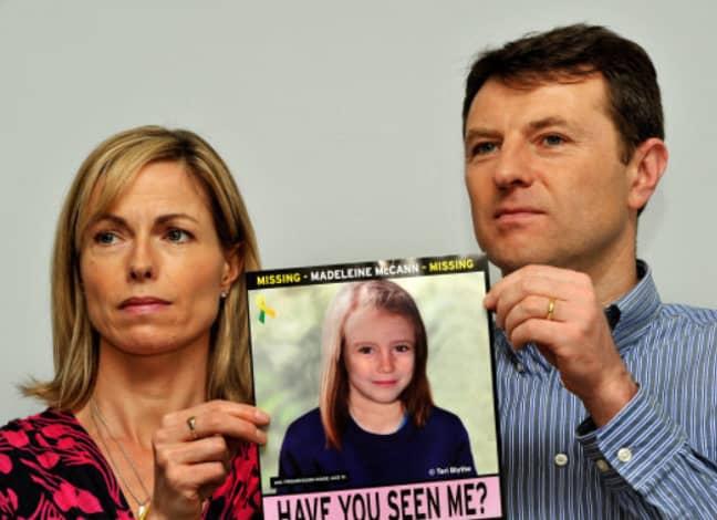 Mum of missing girl slams extra funding of Maddie McCann case Credit: PA