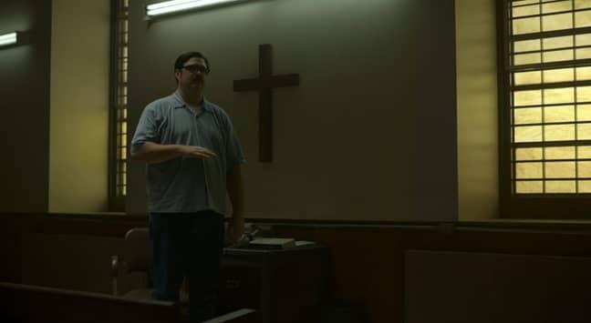 Ed Kemper is back for season two. Credit: Netflix