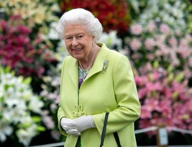 Fancy working for the Queen?! (Credit: PA)