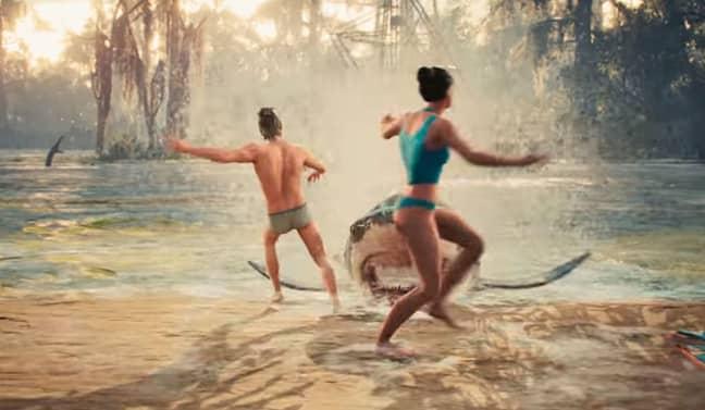 The trailer was shown at E3. Credit: Tripwire Interactive