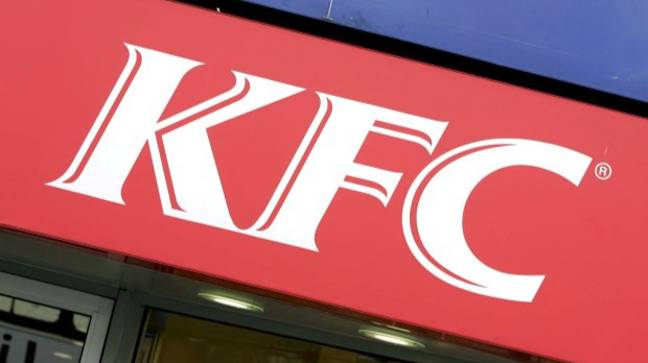 The burger will be available at all KFC restaurants. Credit: PA