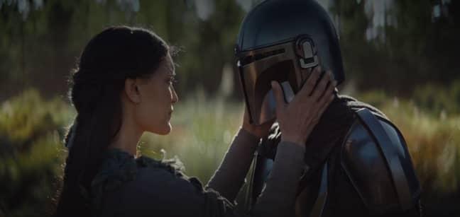 Star Wars The Mandalorian. Credit: Disney+