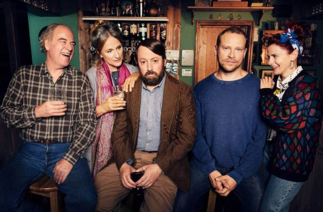 Series two of Back starts on 21 January. Credit: Channel 4