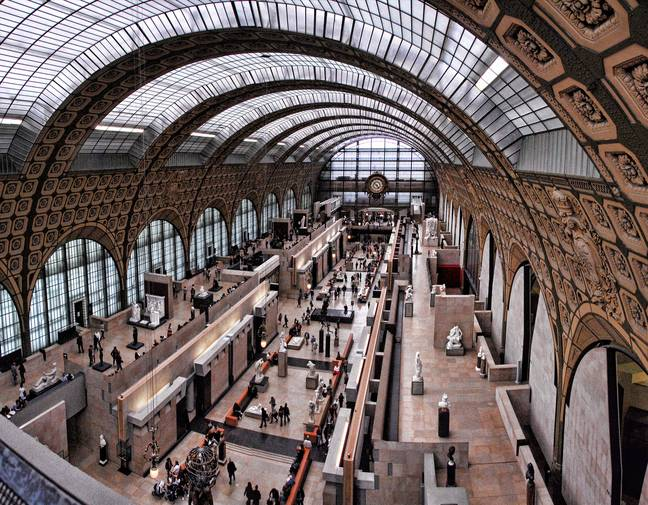 Your Eurostar ticket also gets you 2 for 1 entry at Paris's Musée d'Orsay. Credit: Pixabay
