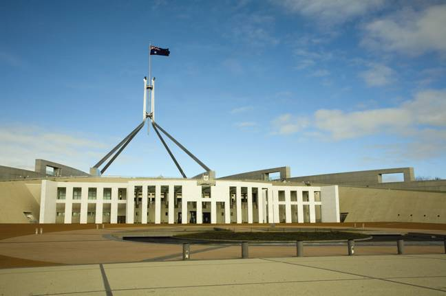 Parliament House. Credit: PA