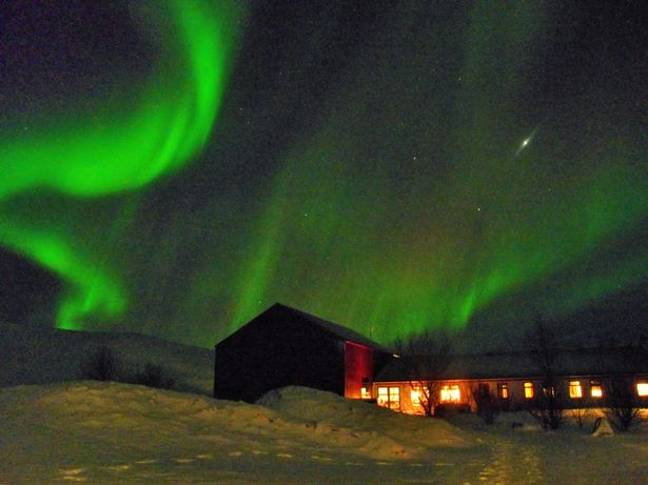 Hotel Selid, Iceland. Credit: Booking.com