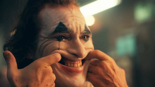 Joker is the second highest rated film of the decade. Credit: Warner Bros