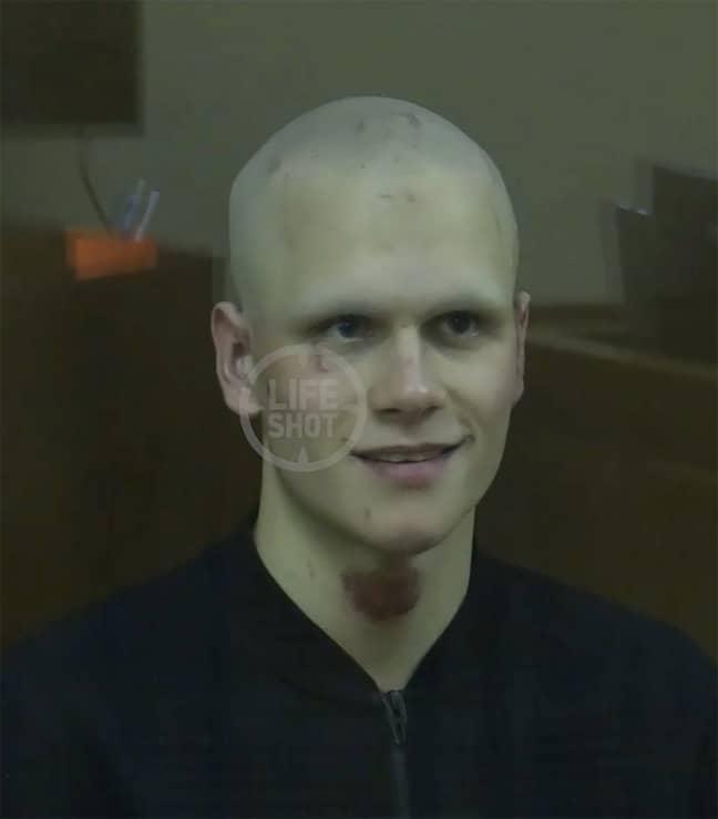 Leonid Greyser, 18. Credit East2West News