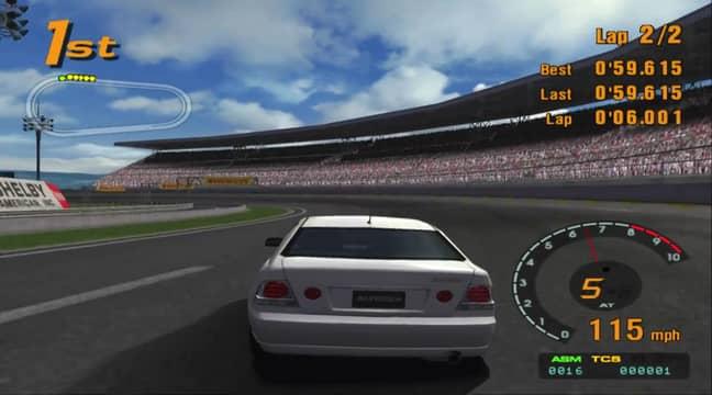 Gran Turismo 3: A Spec / Credit: Sony